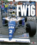 Racing Pictorial Series by HIRO No.15 : Williams FW16 1994