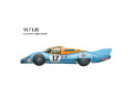 1/43scale Multi-Material Kit : 917LH '71