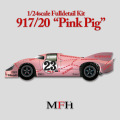 "1/24scale Fulldetail Kit : 917/20 ""Pink Pig"""