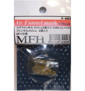 1/20scale エアーファンネルメッシュ  [ DFV用 ] /  1/20scale Air funnel mesh  [ for DFV ]