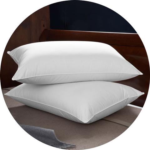 新品ダウンフェザー枕レンタル ご利用期間3か月から