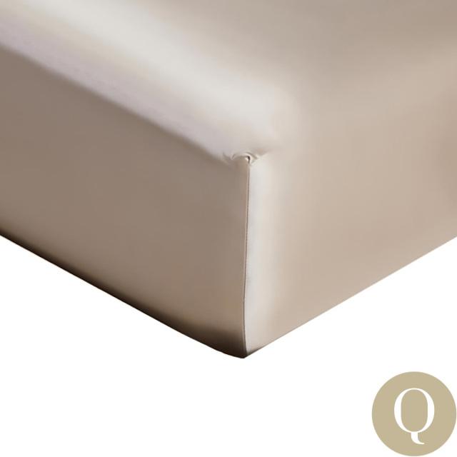 ボックスシーツ  | クイーン | 160×200cm | 高さ38cm | 22匁 シルク
