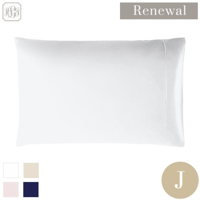 [Renewal]ピローケース | 封筒型日本サイズ | 45×65cm | 400TC コットンサテン