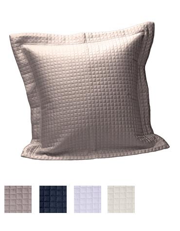 【刺繍不可】アウトレット / クッションカバー | 50cmスクエア | 50x50cm | ダイヤモンドキルト | 正方形キルト