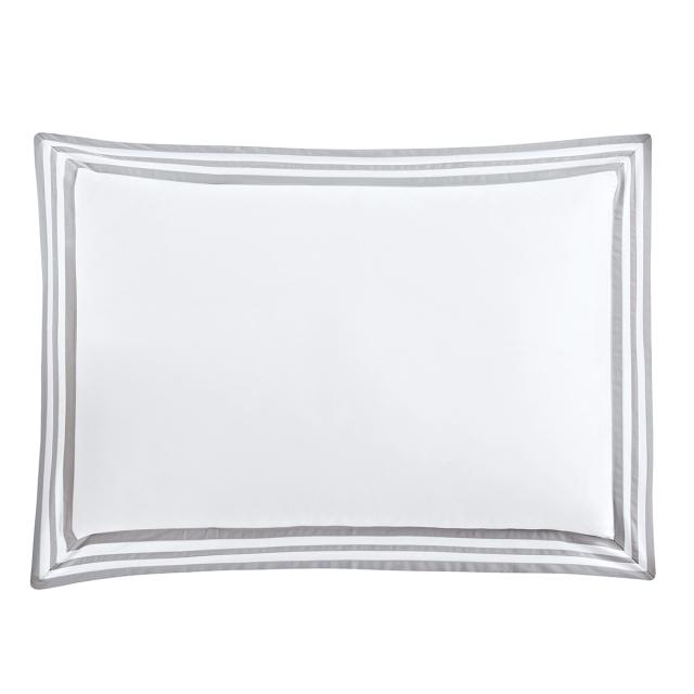 [Renewal]クッションカバー | ブドワール | 30×40cm | 500TC ボールドライン