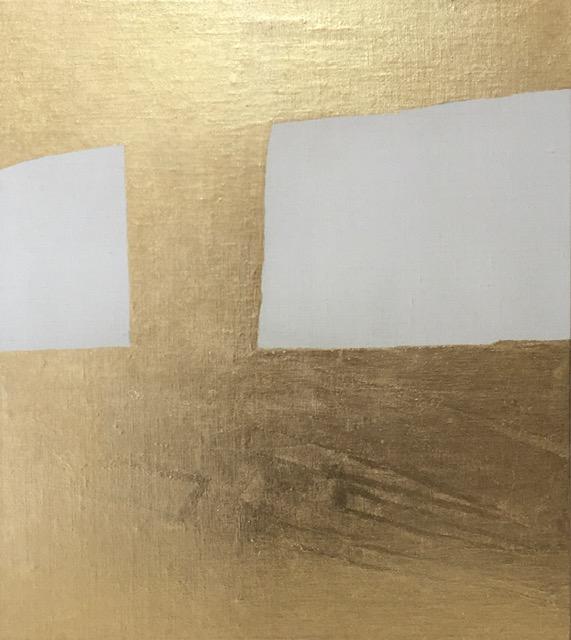 Astratto oro | 41×46cm