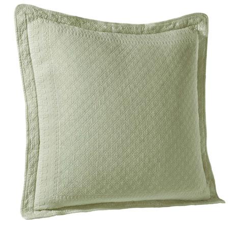 緑・グリーンのクッションカバー | 65×65cm | セージ | キングチャールズマトラッテ