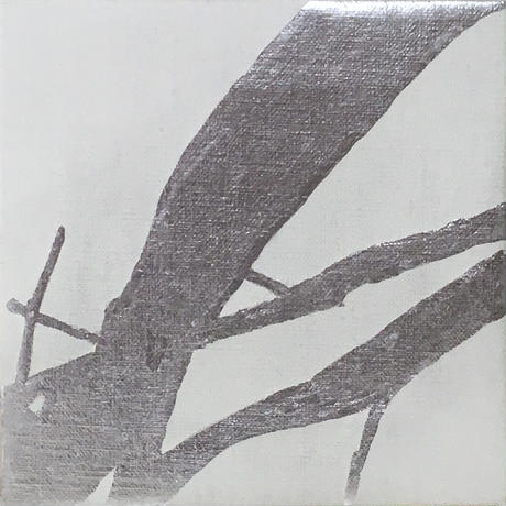 argento | 18×18cm
