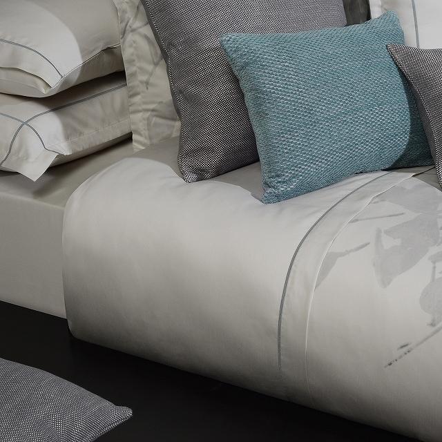 フラットシーツ / Home Concept(ホームコンセプト) / ディープナイト
