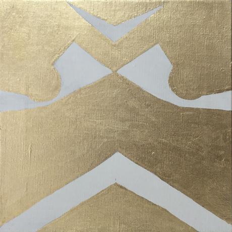 geo oro 1 | 27×27cm