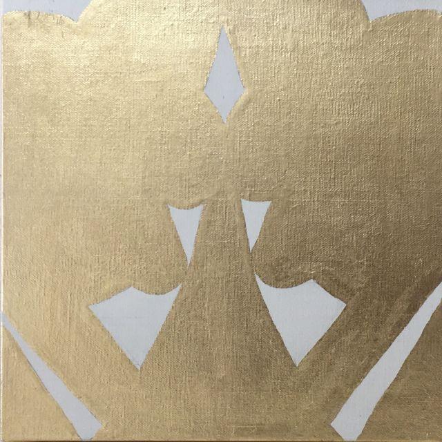 geo oro 2 | 27×27cm