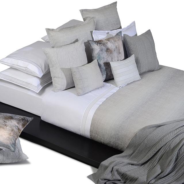 掛け布団カバー1枚 / 封筒型枕カバー2枚  / Home Concept(ホームコンセプト) / グレイベイ