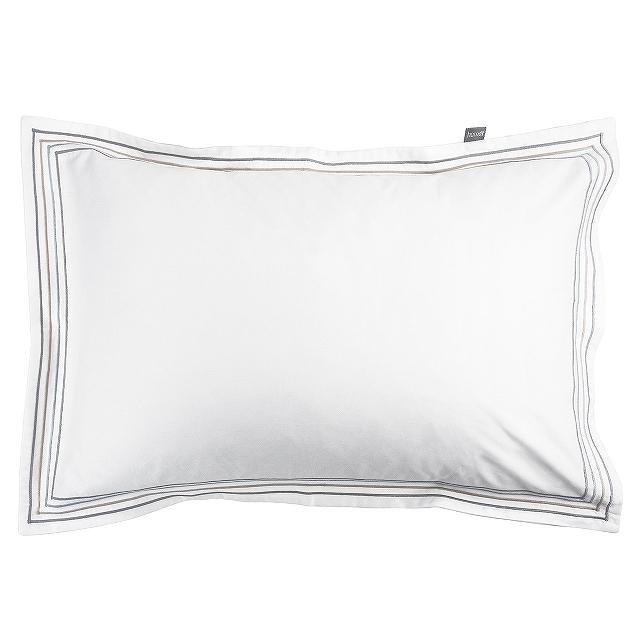 ピローケース / 包み型スタンダード / 50×75cm / Home Concept(ホームコンセプト) / グレイベイ