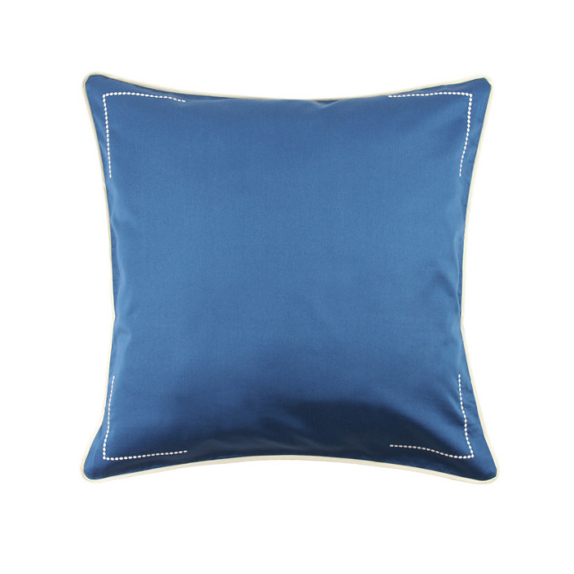 クッションカバー / 50cmスクエア / 50×50cm / Home Concept(ホームコンセプト) / ブルー / マグノリア