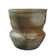 【備前焼】フリーカップ(ひょうたんタイプ) 桟切×桟切