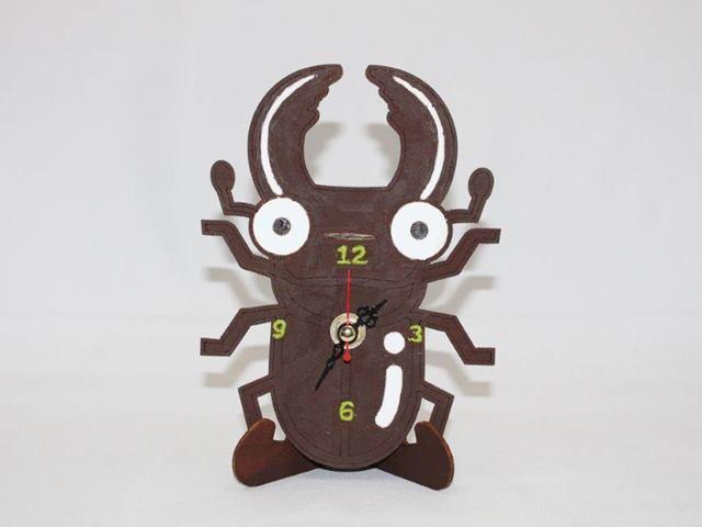 時計工作キット 各種 木ら木ら星