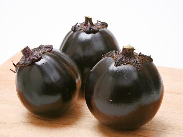 畑なす 最上伝承野菜 1kg(4~5個)