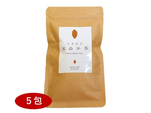 米ぬか茶 山形県産さわのはな使用 50g(10g×5包)