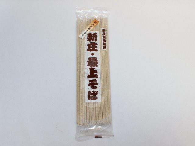 新庄・最上そば 乾麺 新庄産最上早生(もがみわせ)使用 1袋(150g)