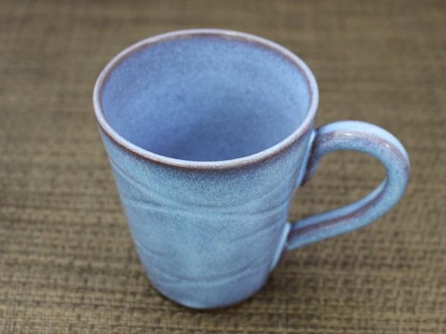 新庄東山焼 マグカップ