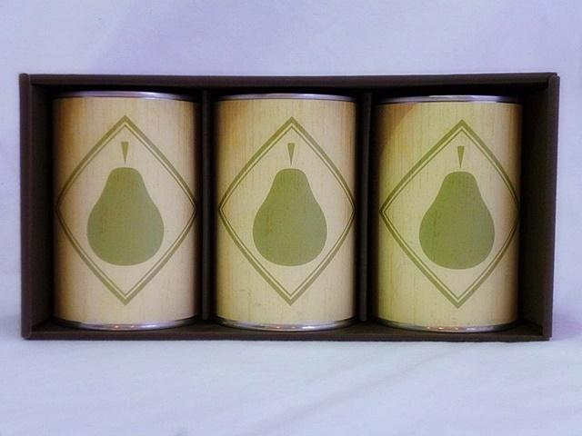 宮澤食品 熟したラ・フランス缶詰 425g