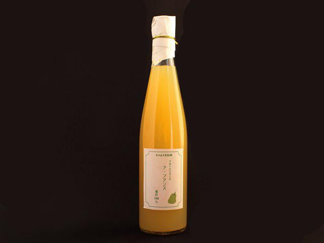 フルーツジュース ラ・フランス 果汁100% 500ml
