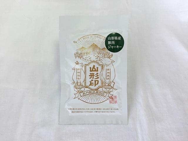山形印 豚肉ジャーキー 山形県産 38g