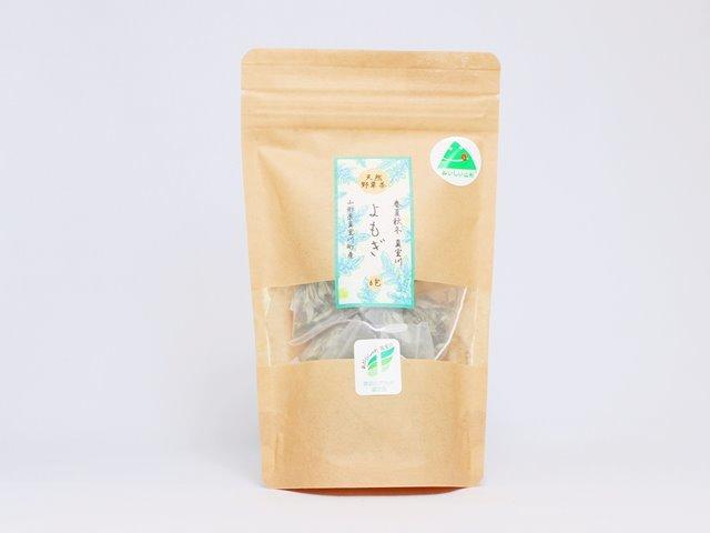 天然野草茶 よもぎ 山形県真室川町産 6g×6包