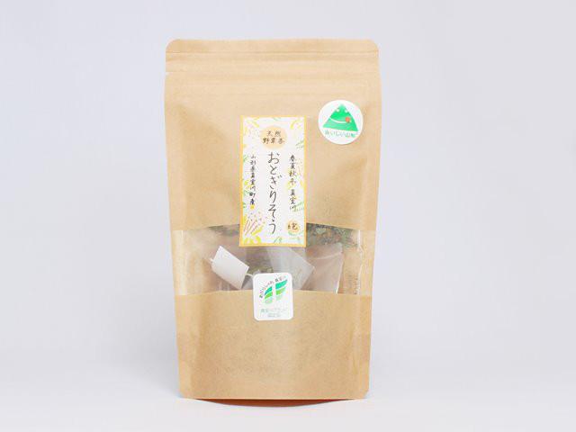 天然野草茶 おとぎりそう 山形県真室川町産 6g×6包
