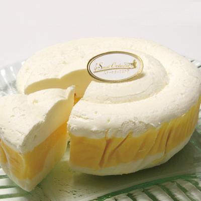 3層のなめらかとろける新食感のケーキ! スイートオーケストラ ・さつまいも