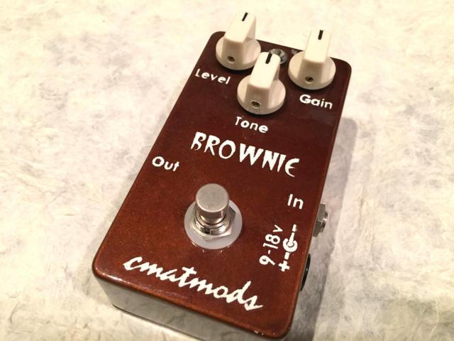 CMATMODS Brownie High-gain