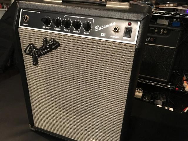 Fender Japan BM-15CE
