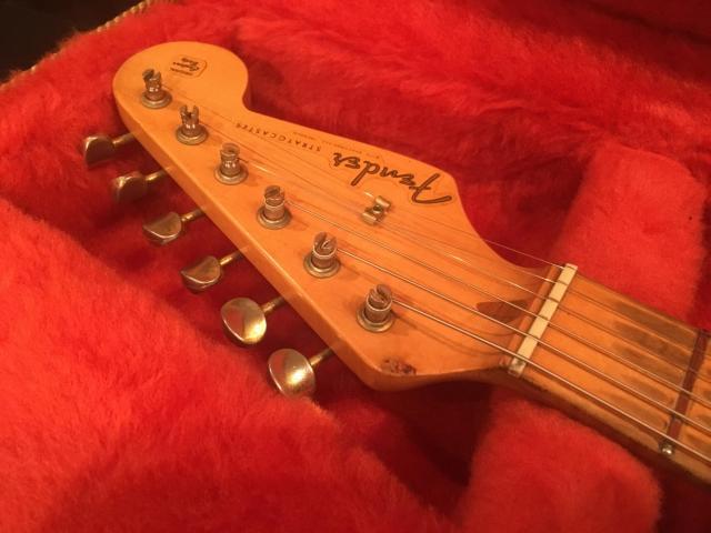 Fender Custom Shop Relic 1950's Stratocaster