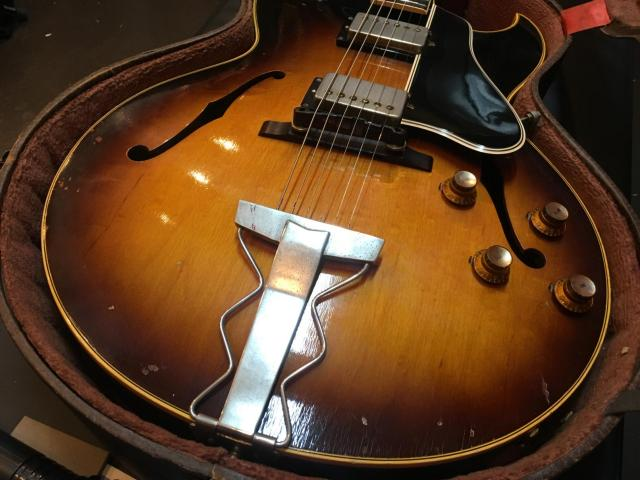 Gibson ES-175 1961年製 オリジナルPAF