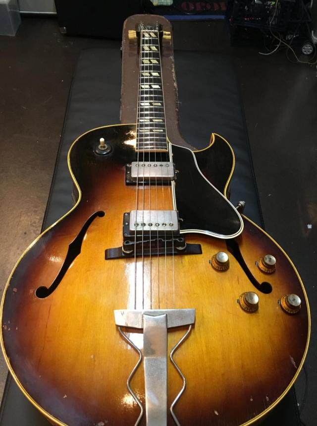 Gibson ES-175 1961年製 オリジナルPAF