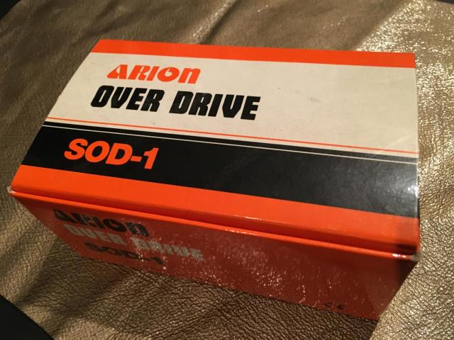 ARION SOD-1 Over Drive