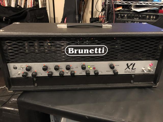BRUNETTI XL Extra Lead