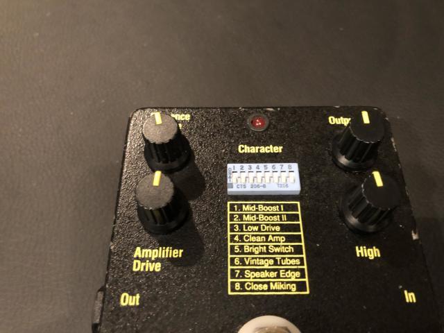 Tech 21 SANS AMP Classic