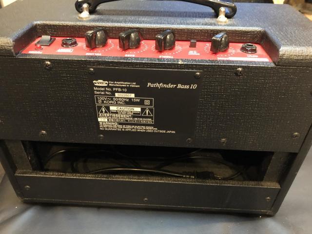 VOX PathfinderBass10