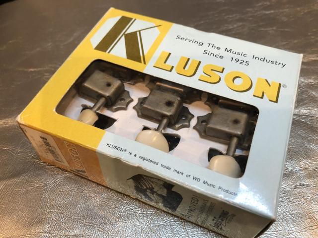 Kluson 3 per side SPB/AGE