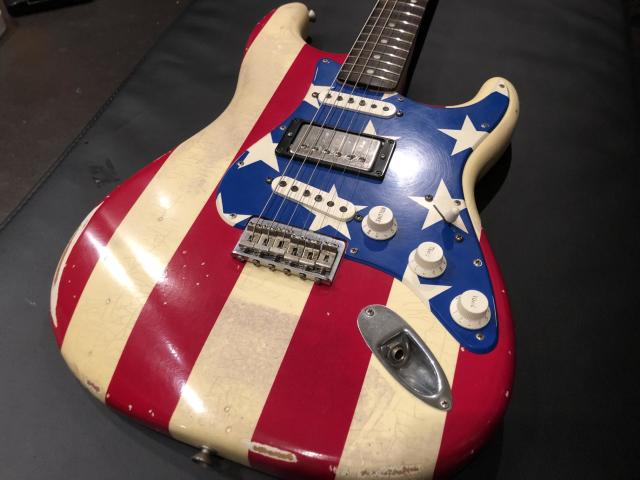 Fender Wayne Kramer Stratocaster