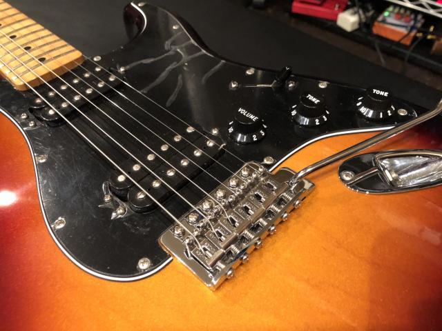 Fender FSR Standard Strat HH