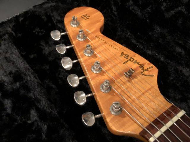Fender Custom Shop Relic '60 Stratocaster