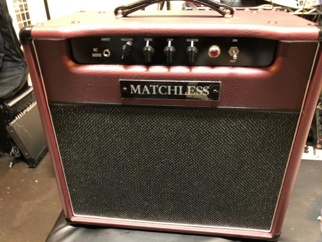 Matchless SC Mini