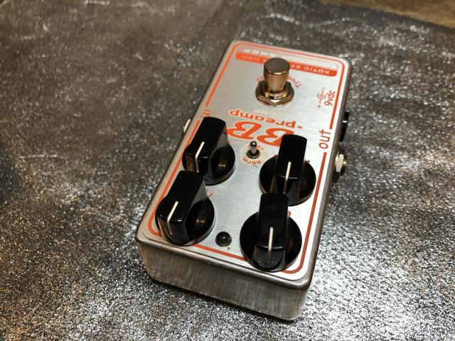 Xotic Custom Shop BB Preamp Comp