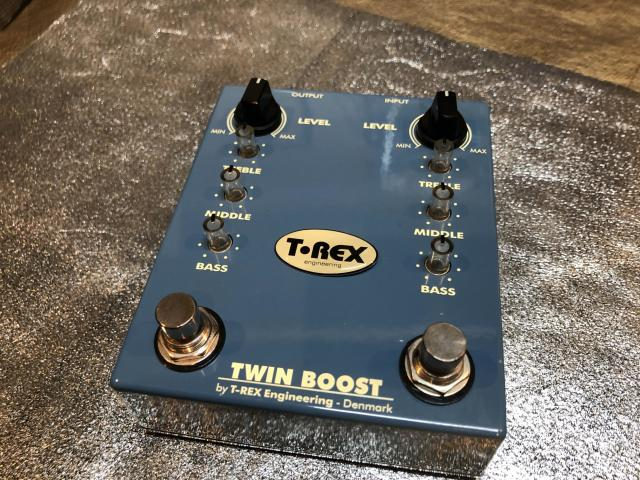 T-rex Twin Boost