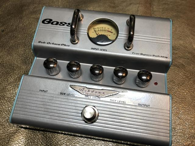 Ashdown Bass Sub-Octave Plus
