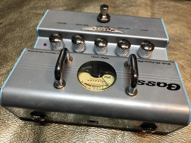 Ashdown Bass Sub-Octave Plus