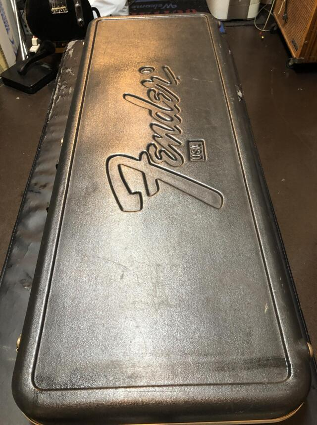 Fender Molded Case