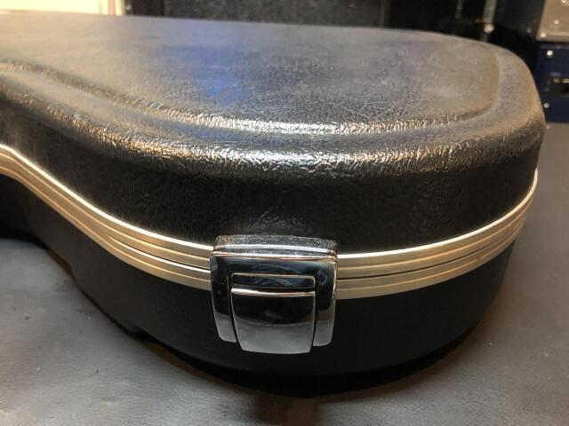 Fender Shaped Case